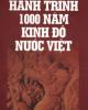 Hành trình 1000 năm kinh đô nước Việt - Nguyễn Đăng Vinh