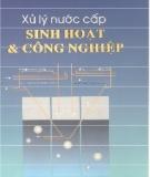 Xử lý nước cấp sinh hoạt và công nghiệp - Nguyễn Thị Thu Thủy