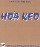 Ebook Hóa keo - TS. Nguyễn Thị Thu