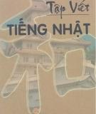 Tập viết chữ tiếng Nhật - Quang Đạo