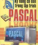 Ebook Lập trình Pascal: Tập 2 - Bùi Việt Hà