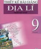 EbookThiết kế bài giảng Địa lý 9 - Tập 2 - NXB Hà Nội