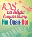 Ebook 108 ca khúc truyền thống Hội-Đoàn-Đội - NXB Âm Nhạc