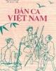 Ebook Dân ca Việt Nam - Xuân Khải