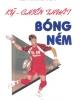 Ebook Kỹ thuật chiến thuật bóng ném - Ths. Nguyễn Hồng Quân
