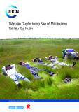 Tiếp cận Quyền trong Bảo vệ Môi trường - TS. Nguyễn Đức Thùy (chủ biên)