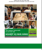 Tiêu chuẩn Kỹ năng nghề du lịch Việt Nam: Nghiệp vụ nhà hàng - Phần 2