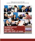Tiêu chuẩn kỹ năng nghề du lịch Việt Nam: Nghiệp vụ đặt giữ chỗ lữ hành - Phần 2