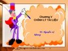 Bài giảng Nghiệp vụ công tác lưu trữ - Chương 5: Chỉnh lý tài liệu - TS. Nguyễn Lệ Nhung