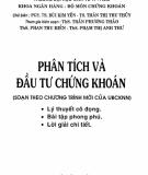 Giáo trình Phân tích và đầu tư chứng khoán: Phần 1 - PGS.TS. Bùi Kim Yến, TS. Thân Thị Thu Thủy (chủ biên)