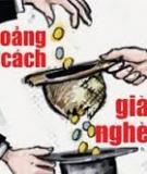 Chuyên đề cao học Phân tầng xã hội và nghèo khổ - Nguyễn Hữu Minh