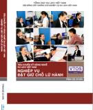 Tiêu chuẩn kỹ năng nghề du lịch Việt Nam: Nghiệp vụ đặt giữ chỗ lữ hành - Phần 1