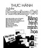 Ebook Thực hành Adobe Photoshop Cs4 bằng hình minh họa: Phần 1 - Hoàng Phương, Minh Dũng