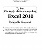 Ebook Tự học các tuyệt chiêu và mẹo hay Excel 2010: Phần 1 - ThS. Nguyễn Nam Thuận