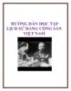 Hướng dẫn học tập lịch sử Đảng cộng sản Việt Nam