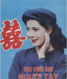Ebook Tục cưới xin người Tày: Phần 1 - Triều Ân, Hoàng Quyết
