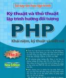 Kỹ thuật và thủ thuật lập trình hướng đối tượng PHP - Tập 2: Phần 2 - Nguyễn Minh, Lương phúc