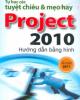 Ebook Tự học các tuyệt chiêu và mẹo hay Excel 2010: Phần 2 - ThS. Nguyễn Nam Thuận
