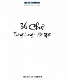 Ebook 36 chợ Thăng Long - Hà Nội: Phần 1 - Lam Khê, Khánh Minh