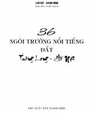 Ebook 36 ngôi trường nổi tiếng đất Thăng Long - Hà Nội: Phần 2 - Lam Khê, Khánh Minh