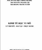 Kinh tế học vi mô - Lý thuyết, bài tập, thực hành: Phần 1 - PGS.TS. Cao Thúy Xiêm (chủ biên)