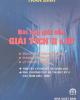 Ebook Bài tập giải sẵn giải tích II&III: Phần 1 - Trần Bình