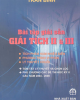 Ebook Bài tập giải sẵn giải tích II&III: Phần 2 - Trần Bình