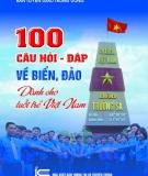 100 câu hỏi đáp về biển đảo dành cho tuổi trẻ Việt Nam
