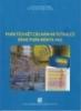 Ebook Phân tích kết cấu hầm và tường cừ bằng phần mềm PLAXIS - NXB GTVT