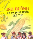 Ebook Dinh dưỡng và sự phát triển của trẻ thơ - TS. Lê Minh Hà, TS. Nguyễn Công Khẩn