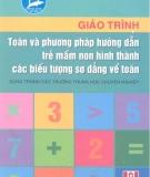 Giáo trình toán và phương pháp hướng dẫn trẻ mầm non hình thành các biểu tượng sơ đẳng về toán