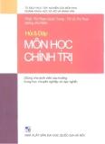 Ebook Hỏi và đáp Môn học chính trị - PGS.TS Phạm Đức Trung, TS.Vũ Thị Thoa