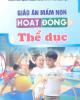 Ebook Giáo án mầm non Hoạt động thể dục - NXB Hà Nội