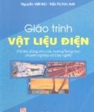 Giáo trình Vật liệu điện - Nguyễn Viết Hải, Trần Thị Kim Thanh