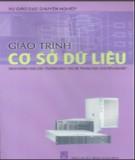 Giáo trình Cơ sở dữ liệu - Tô Văn Nam