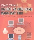 Giáo trình Cài đặt và điều hành mạng máy tính - NXB. Giáo dục