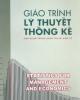 Giáo trình Lý thuyết thống kê - Hà Văn Sơn