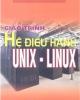 Giáo trình Hệ điều hành Unix - Linux