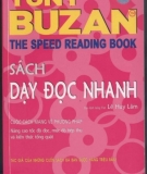 Sách dạy đọc nhanh (The speed reading book) - Tony Buzan