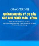 Giáo trình Những nguyên lý cơ bản của chủ nghĩa Mác-Lênin - NXB Chính trị Quốc gia