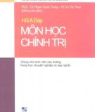 Ebook Hỏi & đáp môn học Chính trị - NXB ĐH Quốc gia Hà Nội