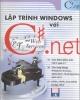 Ebook Lập trình Window với C#.net - NXB Lao động & Xã hội