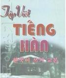 Ebook Tập viết tiếng Hàn - Nguyễn Hoàng Thảo Ly