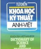 Từ điển Khoa học kỹ thuật Anh-Việt - NXB Thế giới