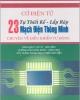 Ebook Cơ điện tử (Tự thiết kế-lắp rắp 23 mạch điện thông minh) - NXB Khoa học & Kỹ thuật