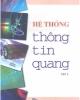 Ebook Hệ thống thông tin quang (Tập 2) - TS. Vũ Văn San