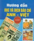 Sách Hướng dẫn đọc và dịch báo chí Anh-Việt