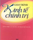 Giáo trình Kinh tế chính trị - GS.TS. Phạm Quang Phan