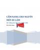 Ebook Cẩm nang cho người mới đi làm - Minh Khải Hoàng