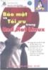 Ebook Bảo mật và tối ưu trong Red Hat Linux - NXB Lao động & Xã hội